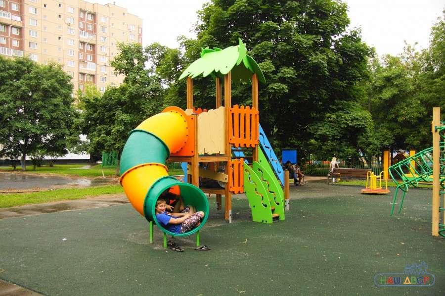 Производители детских уличных игровых площадок